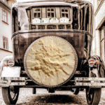 La 1000 miglia a Varano: 1000 anni di Parmigiano!